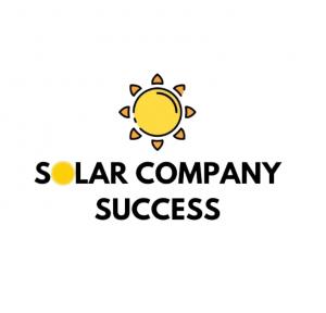 Solar Comany Success